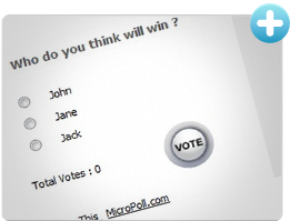 Make your own online poll yougov